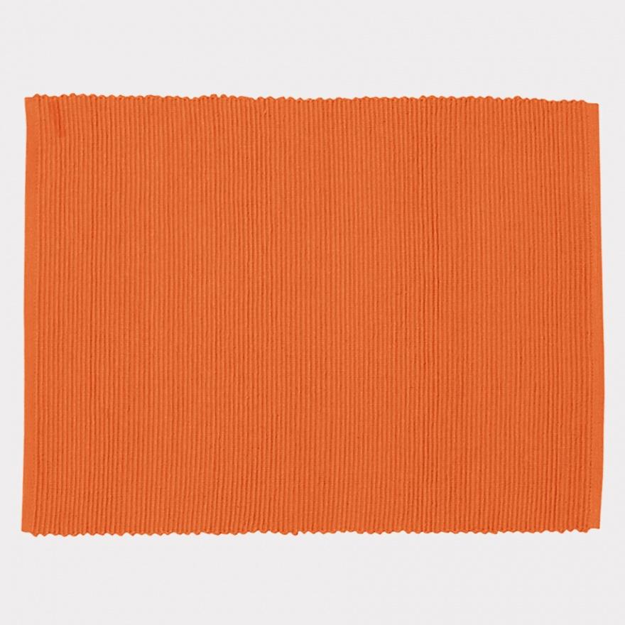 gran tischsets orange alles f r den tisch linum. Black Bedroom Furniture Sets. Home Design Ideas