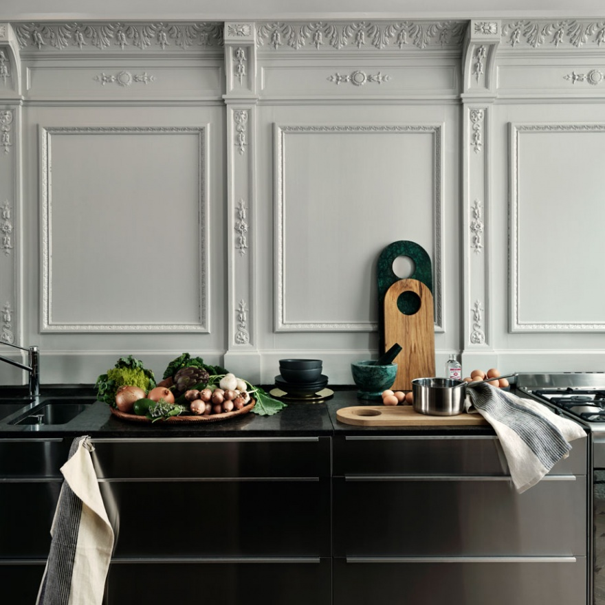 Mable Mortar Marble Pine Green Collections Kitchen